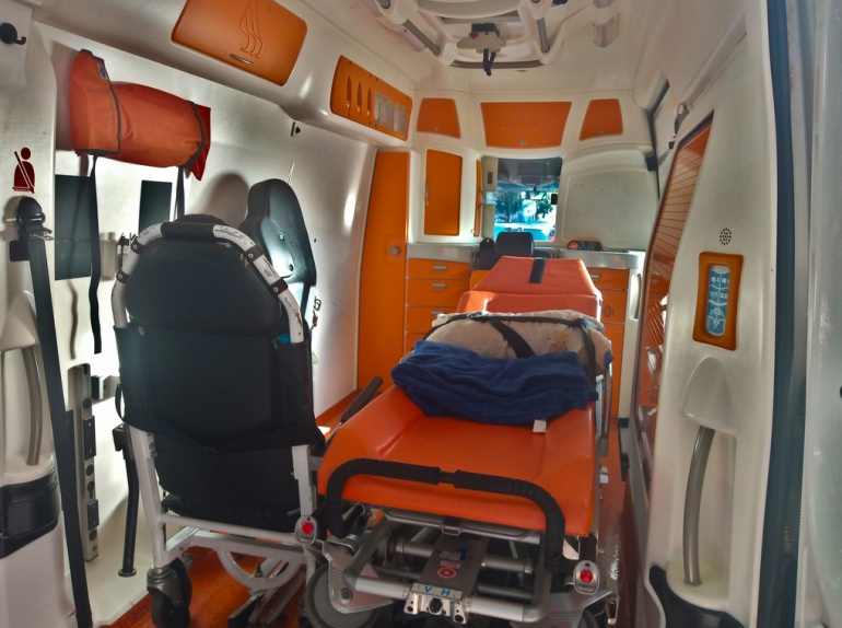 Специализиран транспорт с оборудвана линейка